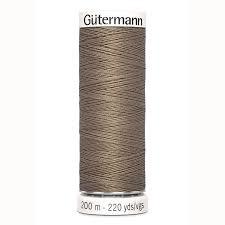 Gütermann 200m Taupe (160)