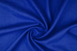 Linnen Konings Blauw
