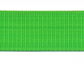 Tassen band PP 30mm Gif groen