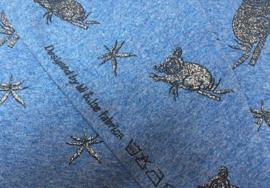Tricot Mi & Joe donker blauw Koala