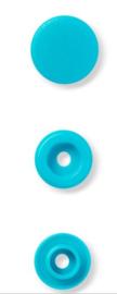 Drukknop Colorsnap prym  aqua 12 mm