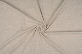 Tricot uni Zand (Melange)