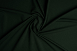 Tricot uni Army groen