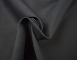 Katoen (Poplin) grijs