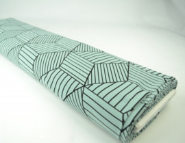 Tricot WOW Collectie groen Print 2