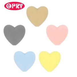 Siliconen kralen hart (Opry)