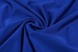Lycra glans koningsblauw