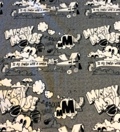 Tricot Disney Micky Mouse (swafing)