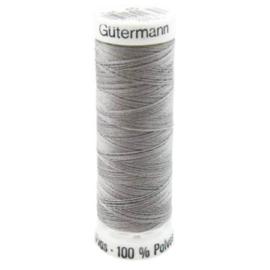 Gütermann 200m staal grijs (040)