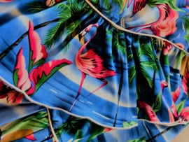 katoen stretch flamingo