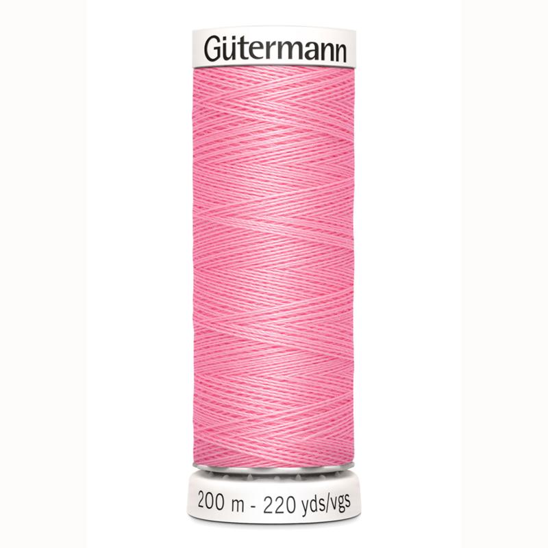 Gütermann 200m Roze (758)