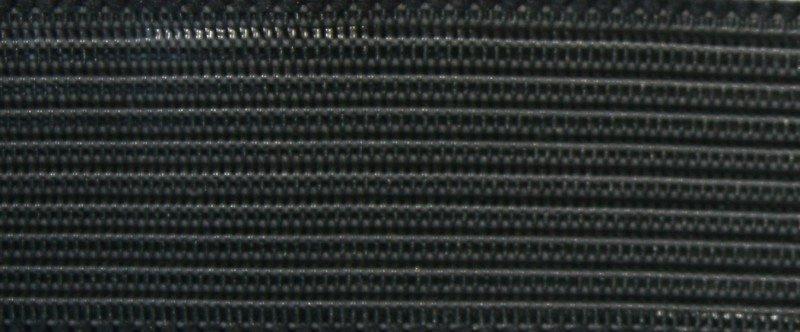 Prym Rimpelelastiek 25mm zwart