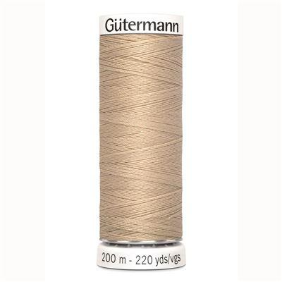 Gütermann 200m Beige (186)