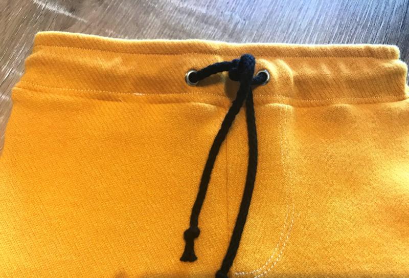 Keper tricot Pisa oker (Swafing)