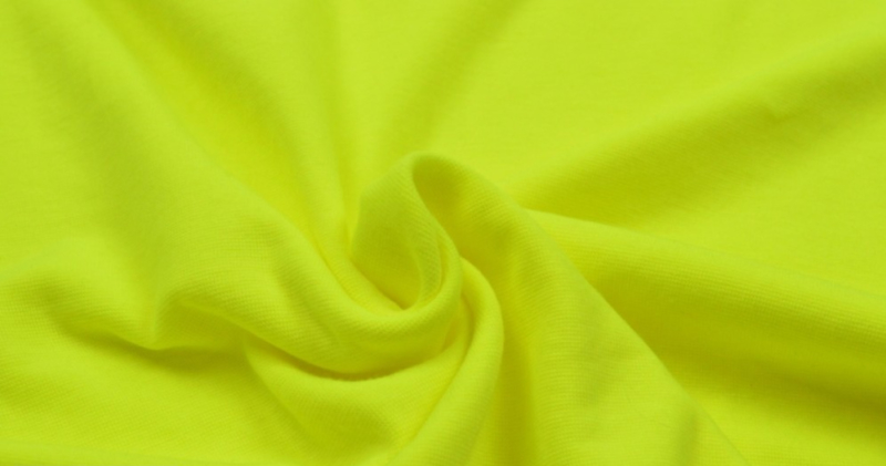 Boordstof Fluo Yellow