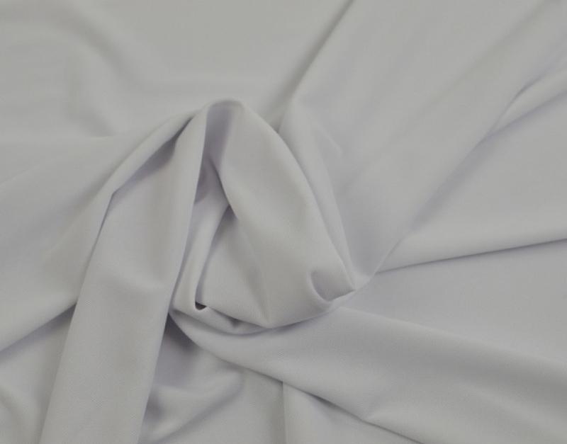 Lycra tule white