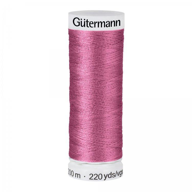 Gütermann 200m Donker oud roze (259)