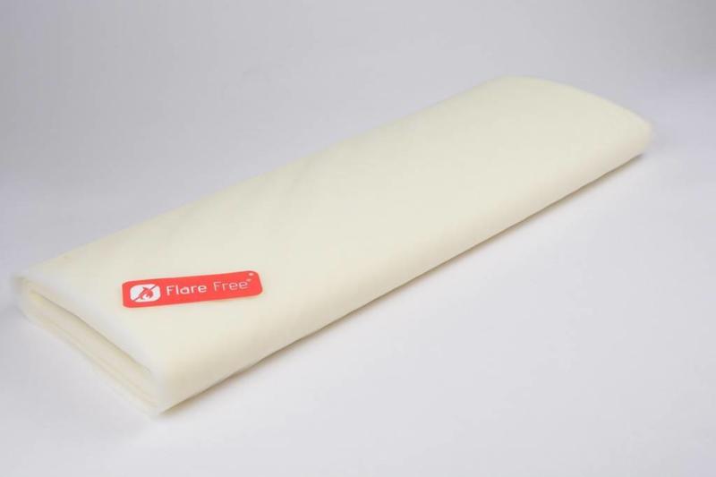 Bruidstule ivoor wit