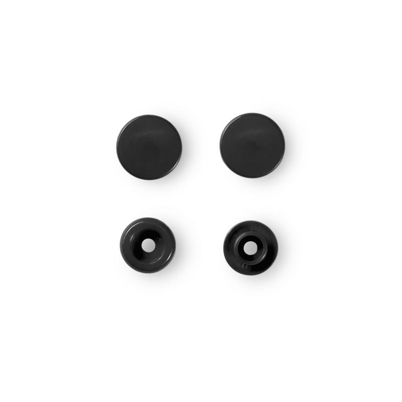 Drukknop Colorsnap prym  lime zwart 12 mm