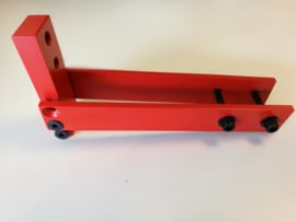 Wandhouder/Muurbeugel voor machinestandaard Multicut 20cm