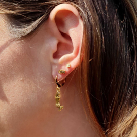 Earrings Zeemeermin Goud