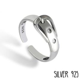 Ring Riem Zilver