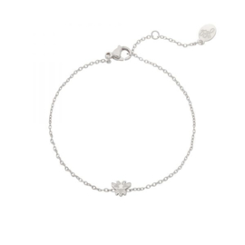 Armband Kleine Bij Zilver