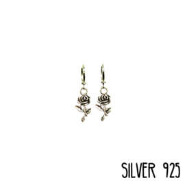 Earrings Roos Zilver