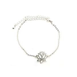 Armband Lotus (Goud & Zilver)