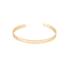 Gouden Armband Lock