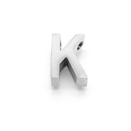 Zilveren Ketting Letter K