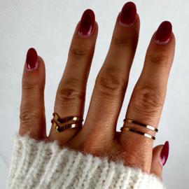 Gouden Ring Wave