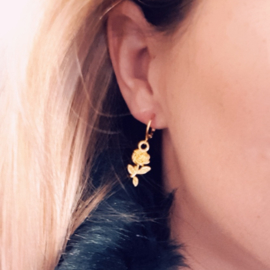Earrings Roos Zilver