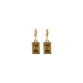 Earrings Hart Shine Gold