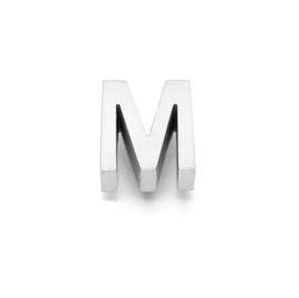 Zilveren Ketting Letter M