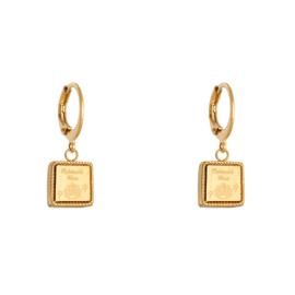 Earrings Northern Mermaid Gold
