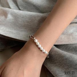Armband Schakels & Parels