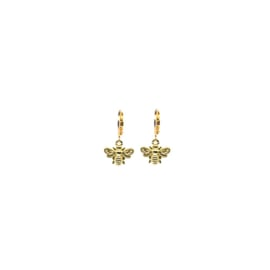 Earrings Bijen Goud