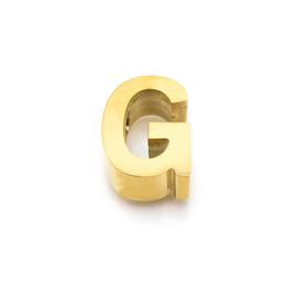 Gouden Ketting Letter G