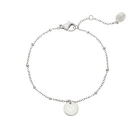 Armband Minimal Cupido Zilver