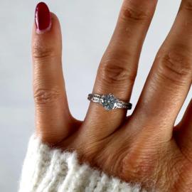 Ring Shine Zilver 925
