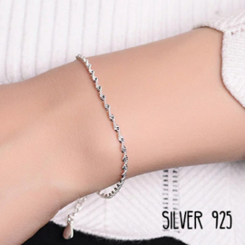 Armband Simpel Zilver 925