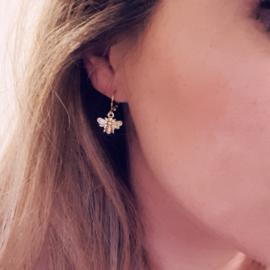 Earrings Bijen Zilver