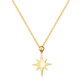 Gouden Ketting Star
