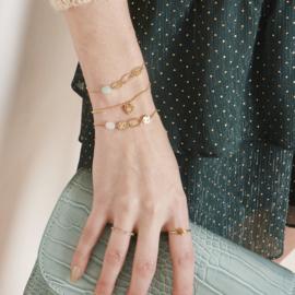 Armband Goud Hart