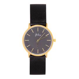 Zwart Horloge Minute