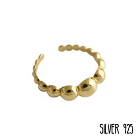 Gouden Ring Bolletjes