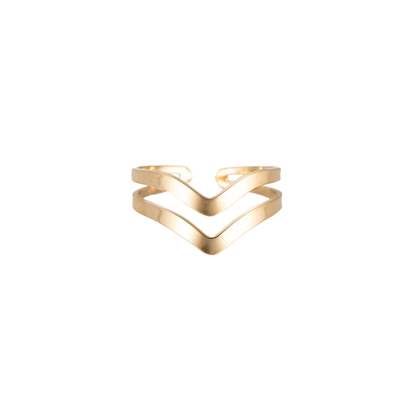 Gouden Ring Wave