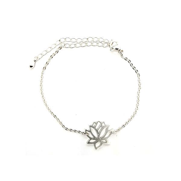 Gouden Armband Lotus