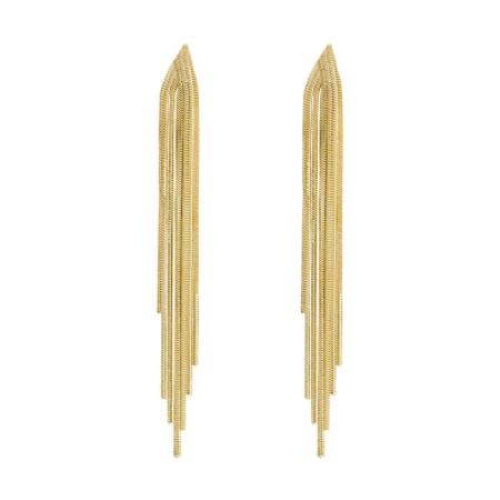 Clip oorbellen Elegant Goud